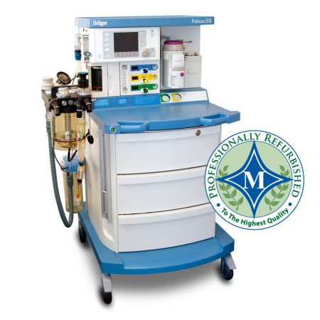 Drager-Fabius-GS-Anesthesia Machine-2