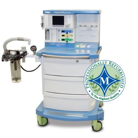 Drager-Fabius-GS-Premium-Anesthesia-Machine