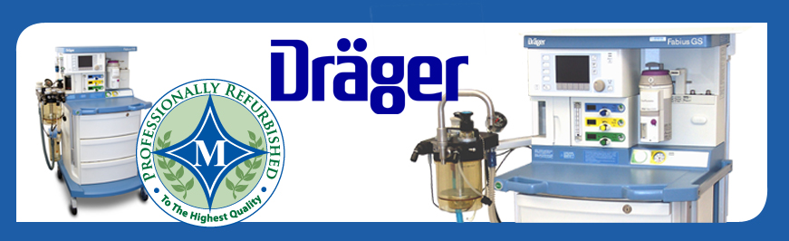 Drager-Fabius-Anesthesia-Machines